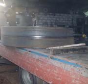 steel cutting bending  rolling section rolling workshop in sri lanka 12