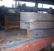 steel cutting bending  rolling section rolling workshop in sri lanka 13